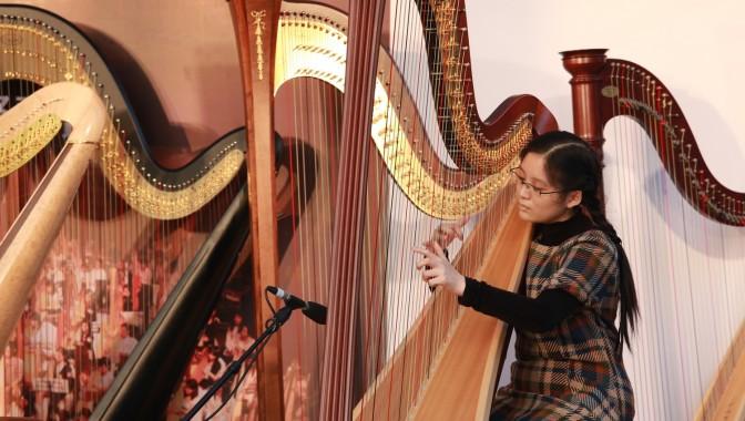 Harp Fest – 文化中心